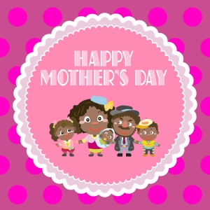© Kchungtw | Dreamstime.com - Happy Mothers Day, Cute Background Photo