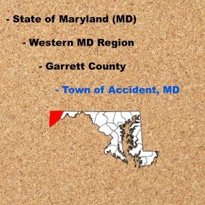 MD - Garrett County - Accident