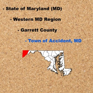 MD - Garrett County - Accident