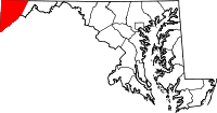 Garrett County - Maryland - USA