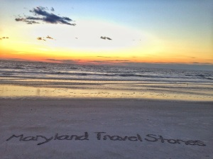 Maryland Travel Stories in Sand