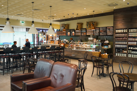 dreamstime_xs_58237049 - Starbucks Cafe Interior