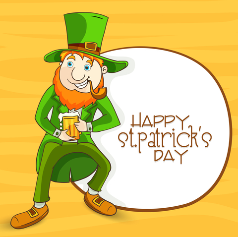 dreamstime_xs_49486364 - Happy St Patrick's Day