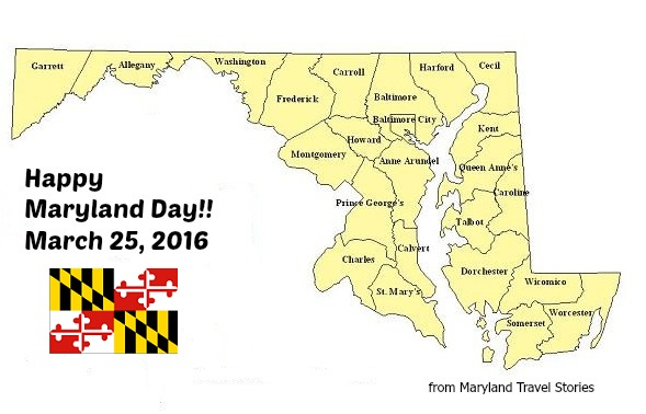 Happy Maryland Day 2016 I