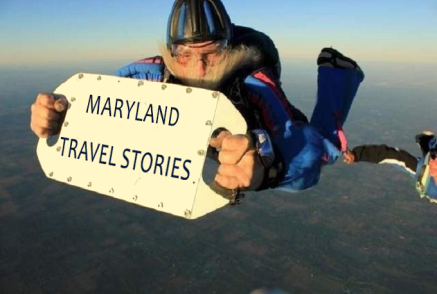 Maryland Travel Stories in Air