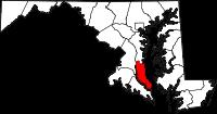 MD - Calvert County