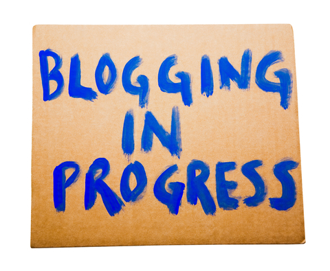 dreamstime_xs_28780988 - Blogging in Progress